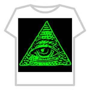 Illuminati T-Shirt Roblox