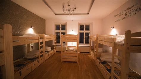 Best Youth Hostels 20 Cool Hostels In Europe For Every Traveler Who S On A Budget