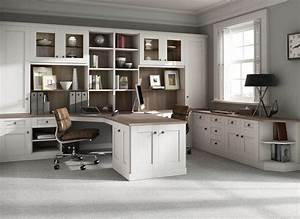 Home Office : classic home office fitted furniture from strachan ~ Watch28wear.com Haus und Dekorationen