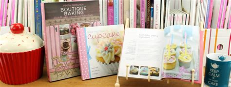 books for cake decorating