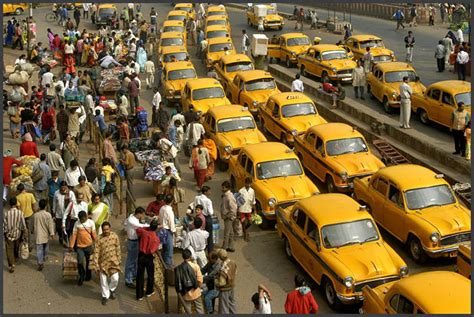 India West Bangal Modifikasi Car by Kolkata Taxis A Photo From West Bengal East Trekearth