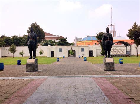 museum benteng vredeburg atyogyakarta indonesia