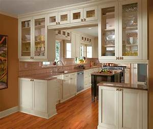 Wood Cabinet Designs - Kitchen Craft Cabinetry