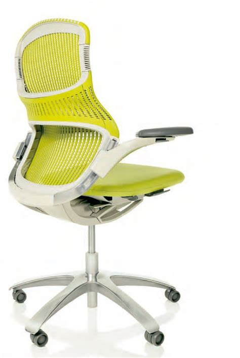 knoll generation chair the office chair that lets