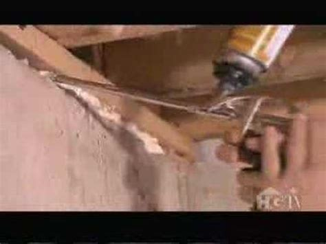 Best Way To Insulate A Basement Youtube