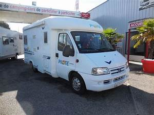 Credit Camping Car 120 Mois : pilote pacific 5 2004 camping car profil occasion 20000 camping car conseil ~ Medecine-chirurgie-esthetiques.com Avis de Voitures