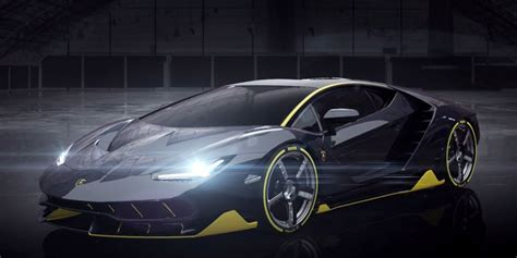 This Is The 770-horsepower Lamborghini Centenario