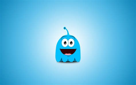 Cute Blue Wallpapers  Wallpaper Cave