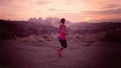 Gifs Giphy Running Run Runner Animated Healthy