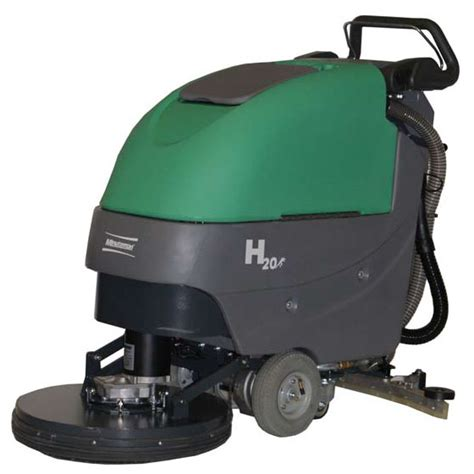 minuteman floor scrubber service minuteman h20bdqp 20 quot hospital series brush driven