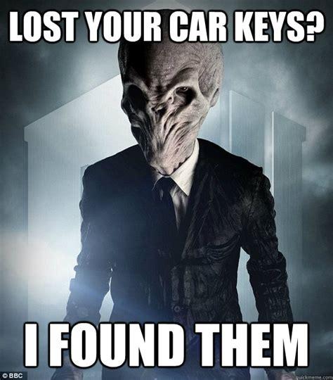 Lost Keys Meme - lost your car keys i found them scumbag silence quickmeme
