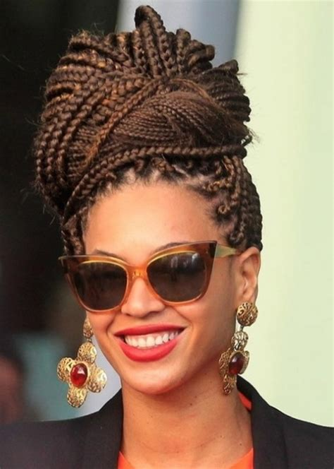 black people braids