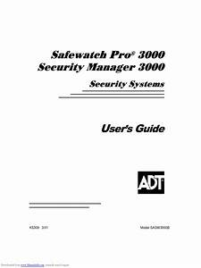 Safewatch Pro 3000 User Guide