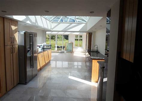 kitchen extensions  south england oakley green