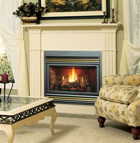 Kingsman Fireplaces - kingsman zv3600e b vent gas fireplace intermittent pilot