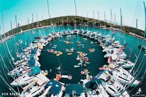 yacht week croatiathe balkans
