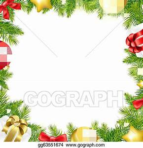 In Gold Paper With Red Ribbon And Bow A White