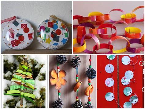 Decoration De Noel Pour La Maison by 60 Bricolages De No 235 L Pour Patienter La Cour Des Petits