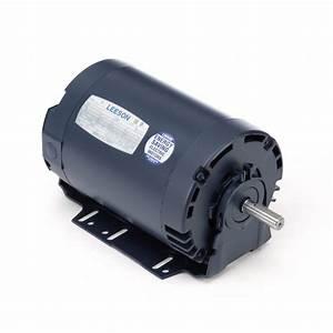 Leeson Electric  111953 00   5hp  Fan  U0026 Blower Motor