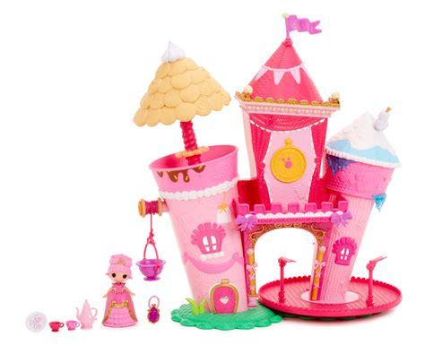lalaloopsy mini princess doll castle