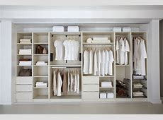 Wardrobe Interior Design Classic