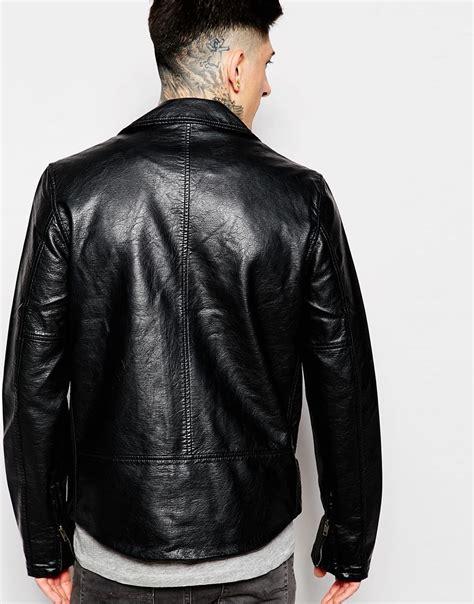 cheap biker jackets cheap monday faux leather biker jacket triple a side zip