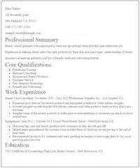 health administration resume with no experience eye grabbing no experience resume sles livecareer