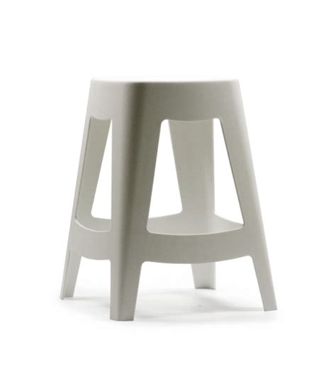 Fauteuil Plastique Exterieur Design by Tabouret Ext 233 Rieur Design Empilable En Plastique Blanc