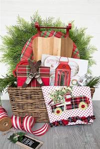 Creative, And, Luxe, Holiday, Gift, Basket, Ideas, With, Pier, 1