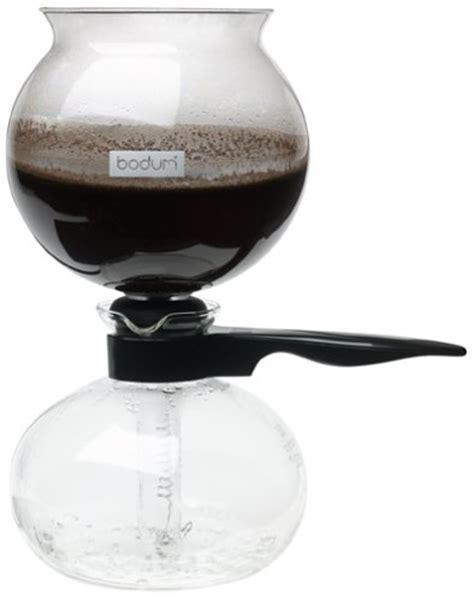 Bodum Pebo Coffee Maker, Vacuum Coffee Maker, Siphon
