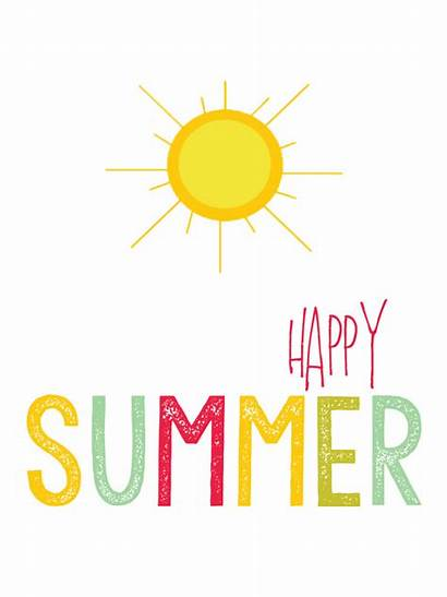 Summer Happy Clipart Funny Clipartion