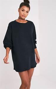 black jumper dress wwwpixsharkcom images galleries With robe pull noire