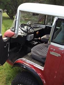 1958 Willys Jeep Forward Control  Fc  170 With Chevy 350