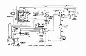 Roper Electric Dryer Wiring Diagram For A