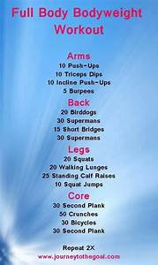 great in home workout bodyweight workout