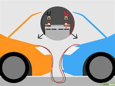 4 Formas De Recargar La Batería Del Carro