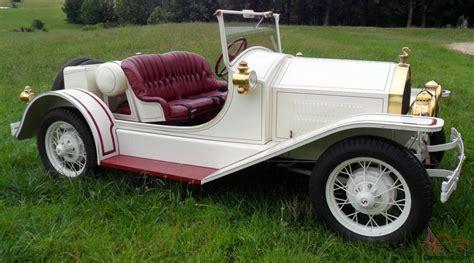 Model A Ford Speedster, 1914 Vintage Body Style