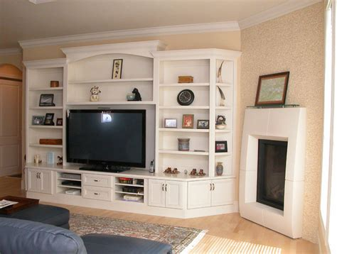 Living Room Cabinet Design by Home Entertainment Cabinetry Traditional Living Room