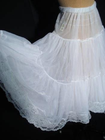 50s style petticoatcrinoline slipsvintage lingerie