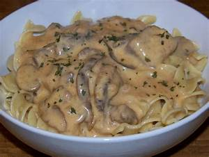 Economic ResearchBeef Stroganoff