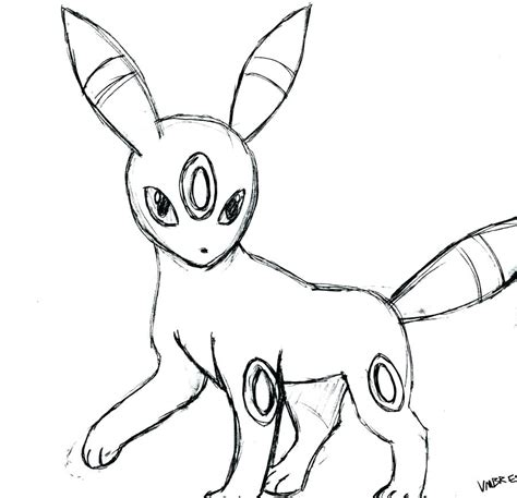Espeon Coloring Page at GetColorings com Free printable