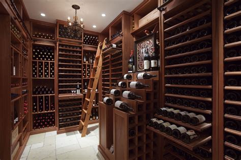 lift  passion  exclusive wine cellar design