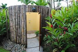 Unique Outdoor Shower Design Simple Outside Shower