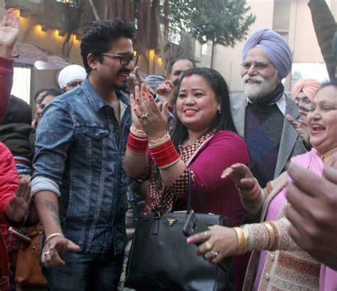 NCB searches comedian Bharti Singh and husband Harsh's ...