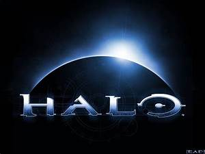 Halo logo wallpaper - Halo Wallpaper