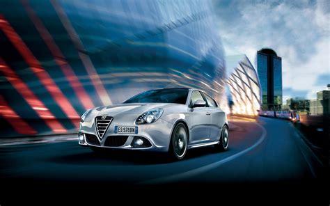 2014 Alfa Romeo Giulietta Wallpaper