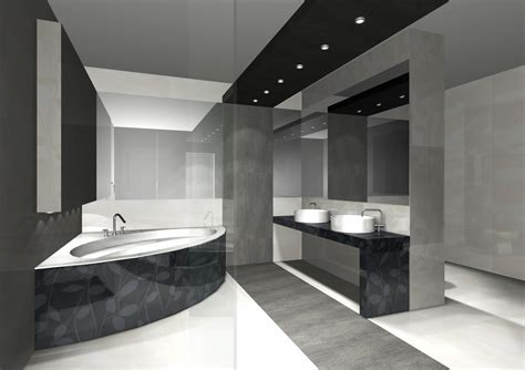 Modern Large Bathroom Ideas by Big Bathrooms 14 Design Ideas Enhancedhomes Org