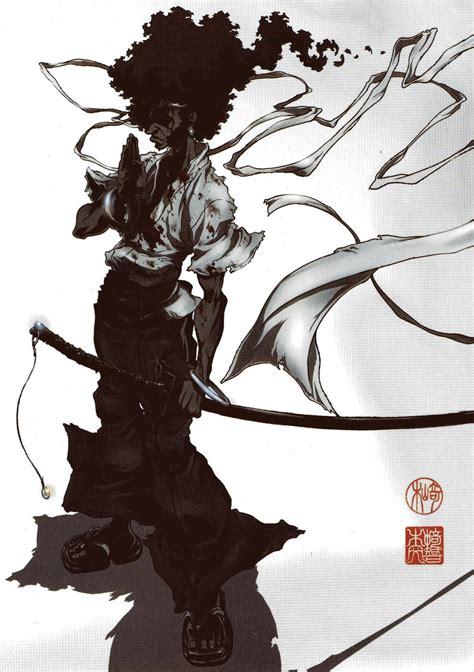 afro samurai  jubei kibagame full hd wallpaper