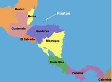 Geografia de Honduras; pais de america latina Flowdelatino