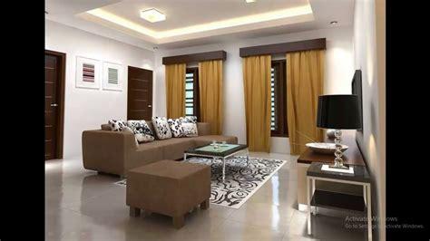 inspirasi  model plafon ruang tamu rumah minimalis